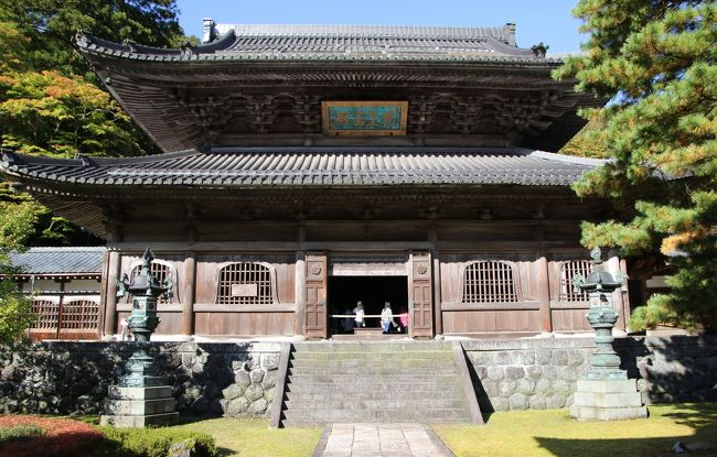 永平寺のイメージ