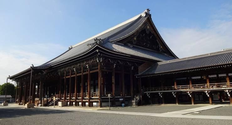 西本願寺のイメージ