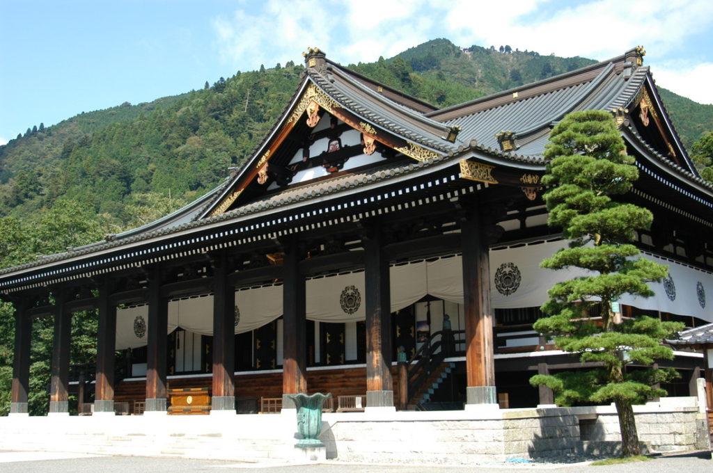 久遠寺のイメージ