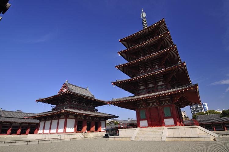四天王寺のイメージ