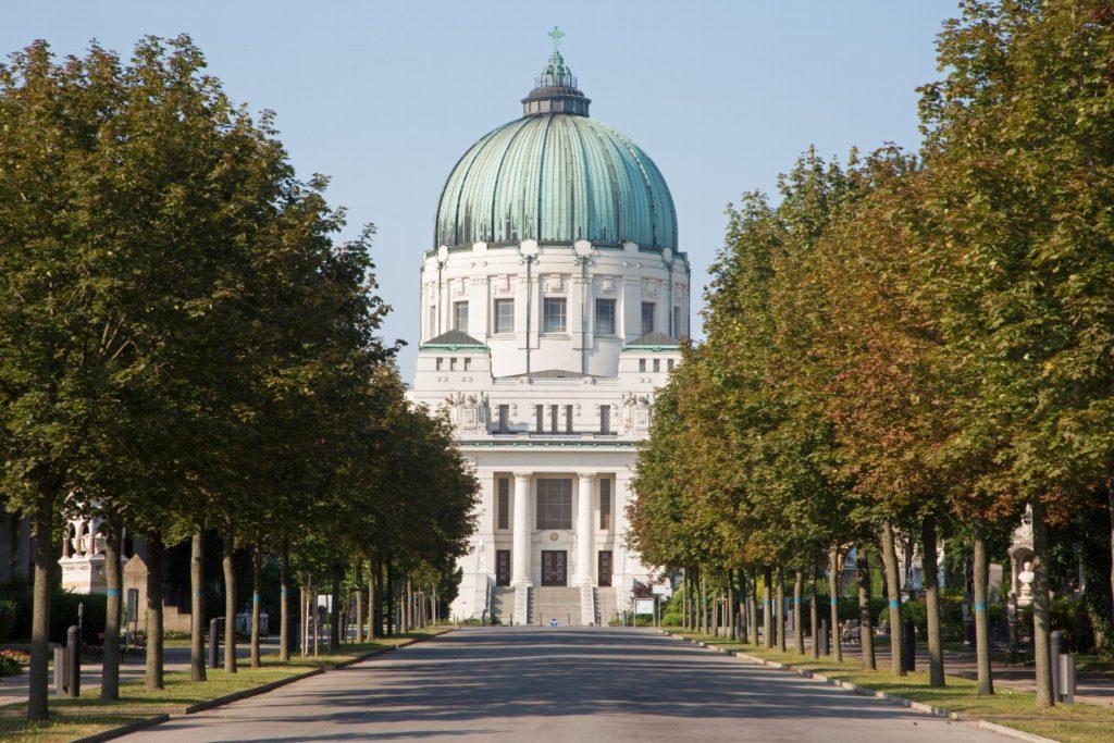 オーストリア ウィーン中央霊園のイメージ